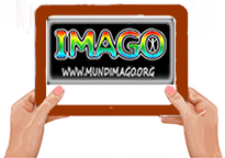 Tablet in Mano che usa la Nostra APP : LE IMAGO